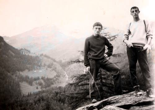 Mountain Friends 1963/2013 With Marco Cossard 1965