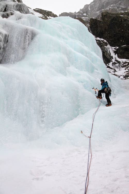 Second Gully -1st pitch