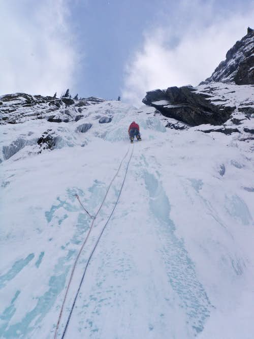 2nd pitch, Second Gully