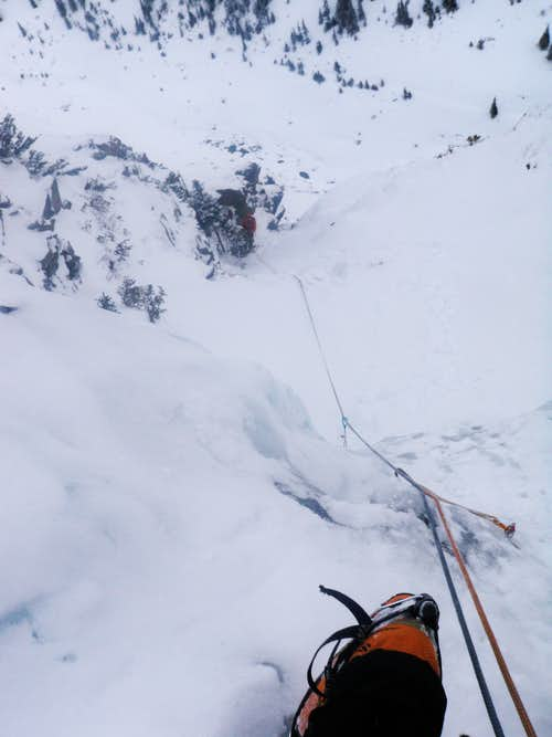 3rd pitch, Second Gully