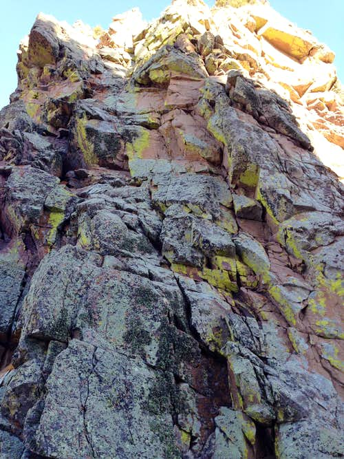 Jawbone Ridge (5.7)