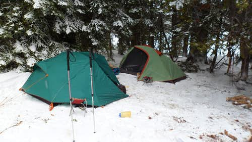 Camp at Fox Meadow