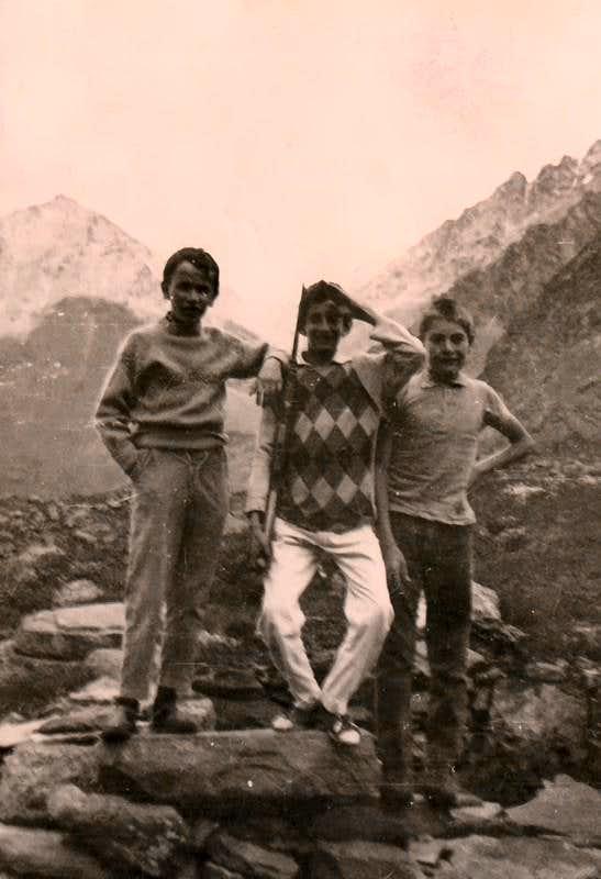Mountain Friends 1963/2013 Alé, Alé Compañeros 1965