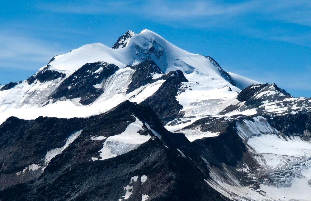 Wildspitze North Face