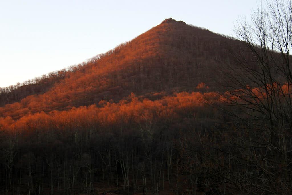 Appalachian Alpenglow
