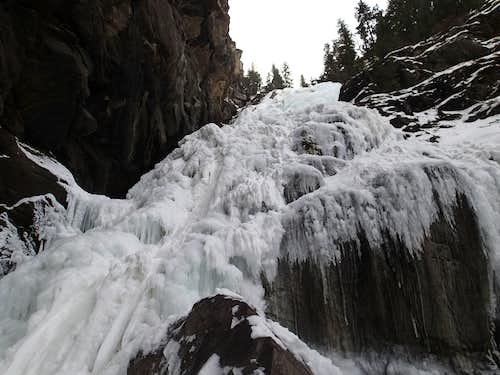 Woodbine Falls