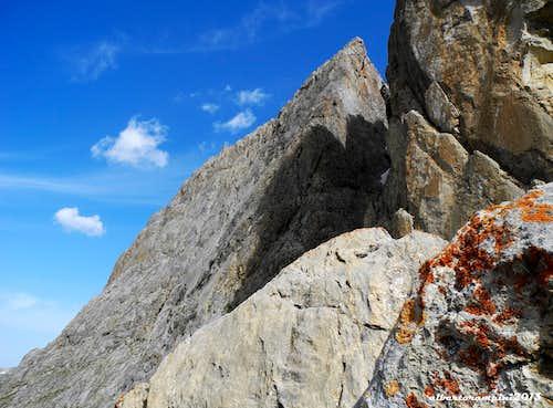 A wonderful limestone on