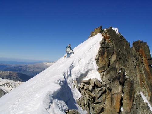 on the top of the Estasen...