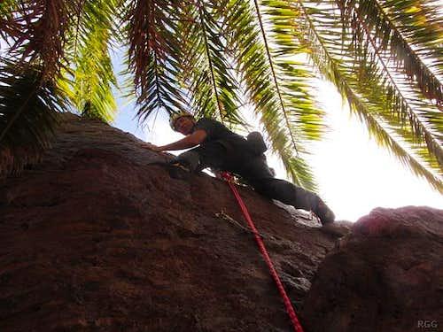 Sorrueda Rock Climbing