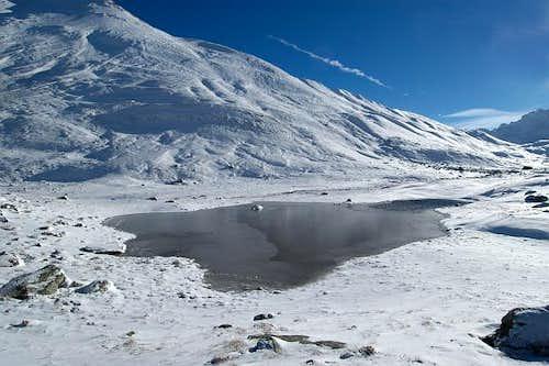 Lac du vallon d'Arsine