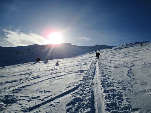 Kalkbretterkopf, 2.412m