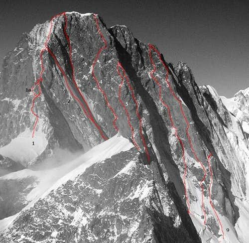 1) Hirondelles ridge...