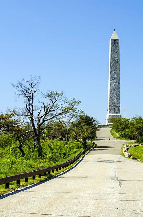 High point monument photos diagrams topos summitpost for High pointe