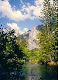 Yosemite Valley, June 1985