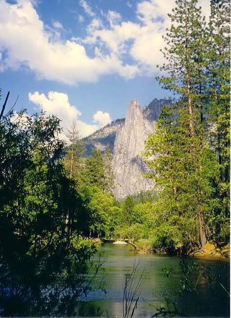 Yosemite Valley, June 1985