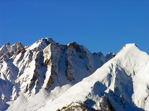 Monte Berio Blanc...