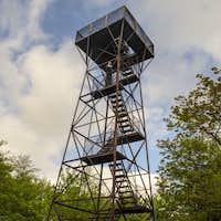 Observation Tower - Mount Davis
