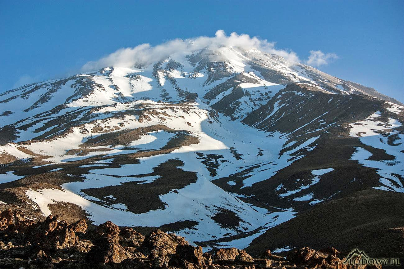 Damavand. In the Shadow of a Big Mountain