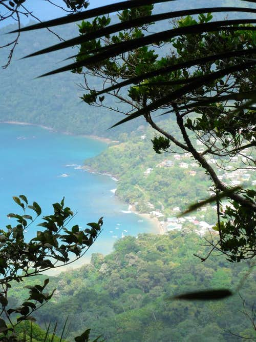 Pirates Bay and Charlotteville