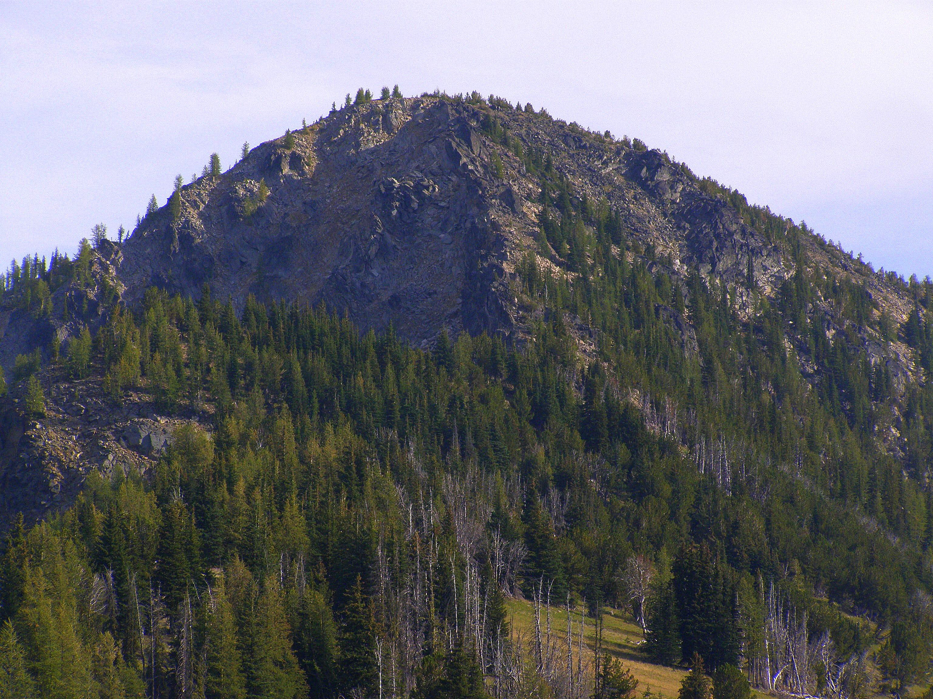 North Navarre Peak