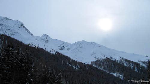 Gamsköpfe (2807m)