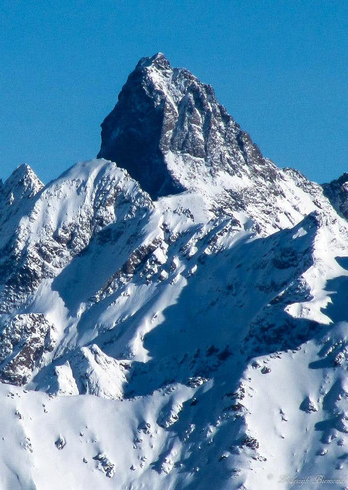 The Mighty Rofelewand (3354m, W-Face)