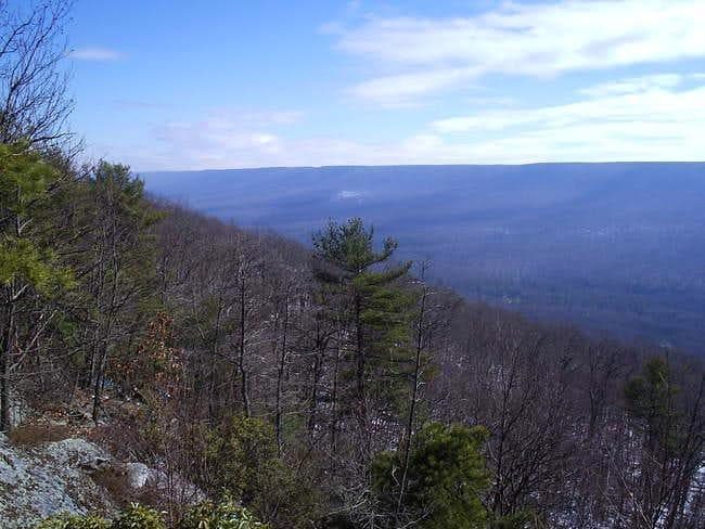Shikellamy Rocks and Overlook