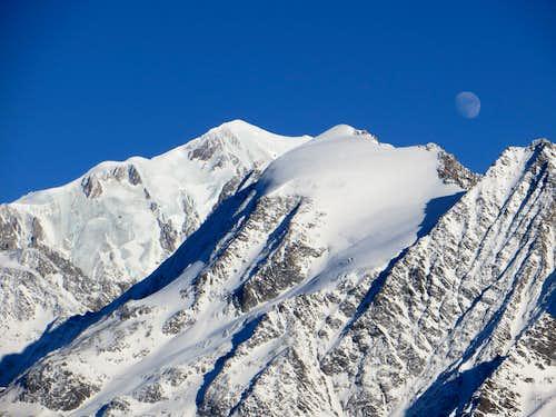 Mont Blanc scenery
