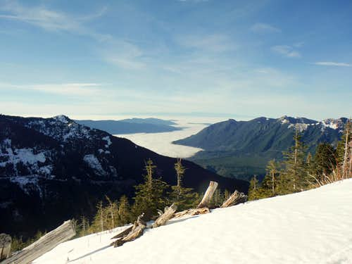 From Thompson Point (1/17/14)