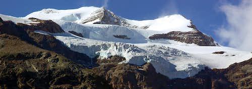 Lys Glacier