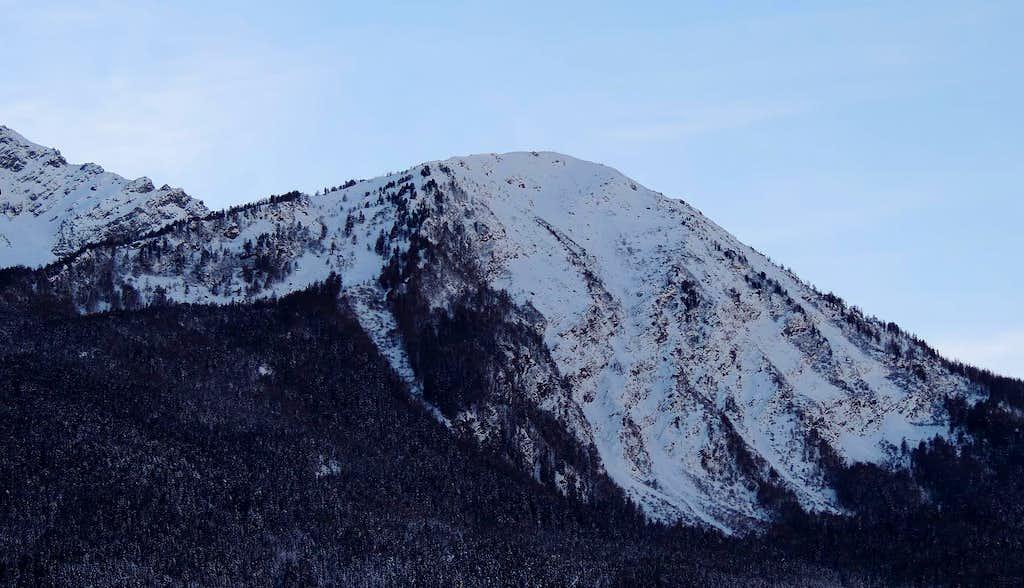 Mont Charvet