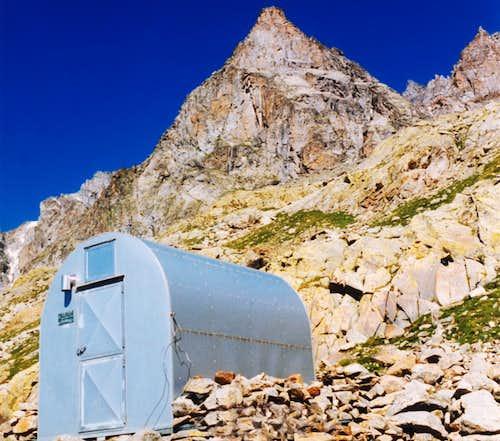 Bivacco Carpano, Monte Nero (Gran Paradiso)