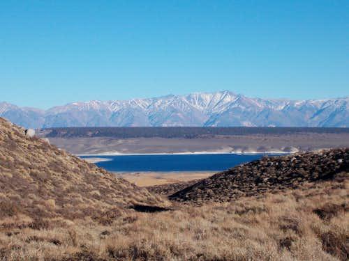 White Mountains & Lake Crowley