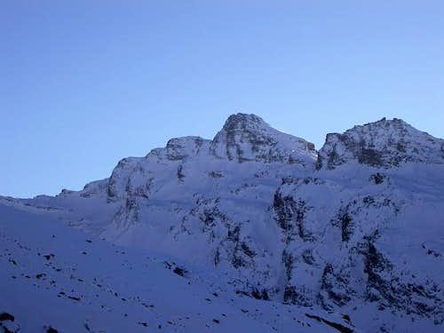 La Punta Fourà (3411m)