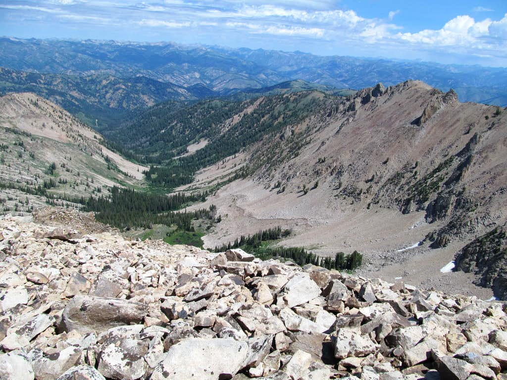 nnw from Smoky Dome