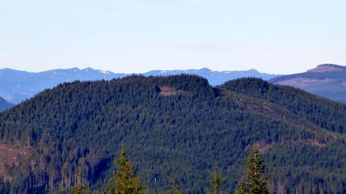 Littler Pilchuck as seen from Explorer Hill