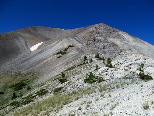 view of east ridge