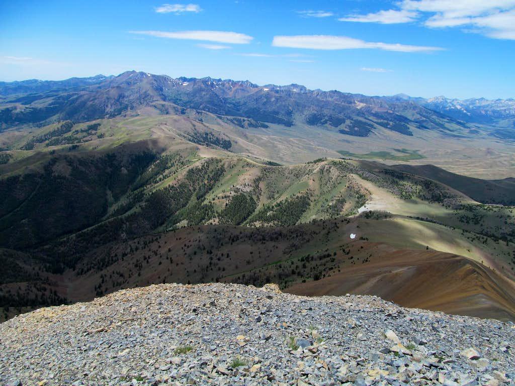 Pioneer Range