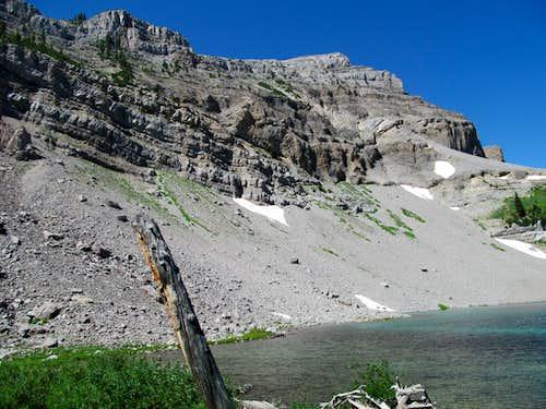 Lower Crow Creek Lake