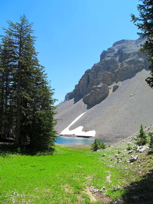 Upper Crow Creek Lake