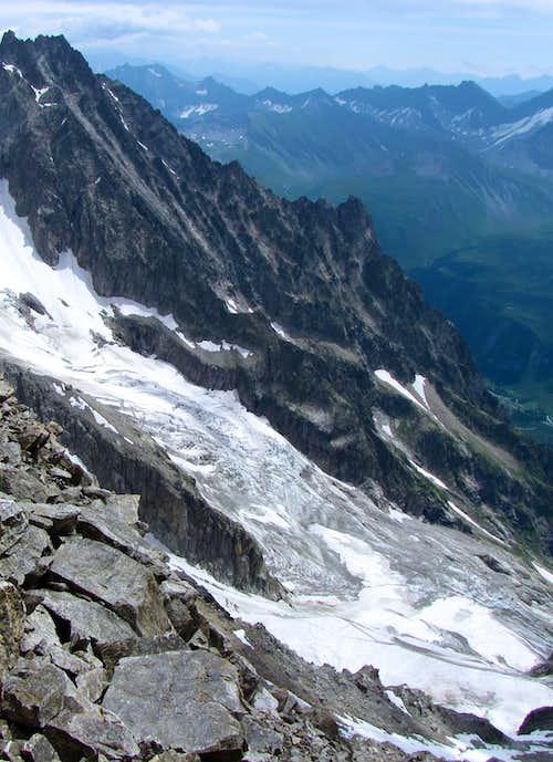 Rochefort Glacier