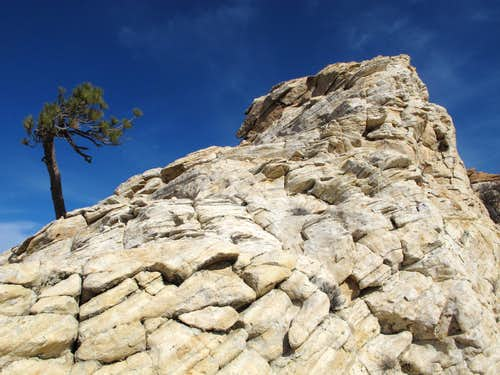 Summit Block of Mount Wilson