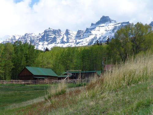 Absaroka Ranch and The Ramshorn