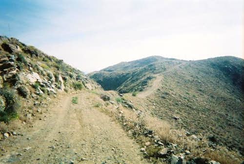 The Summit Road.