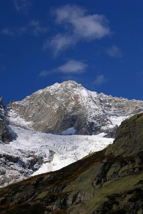 Triolet Glacier