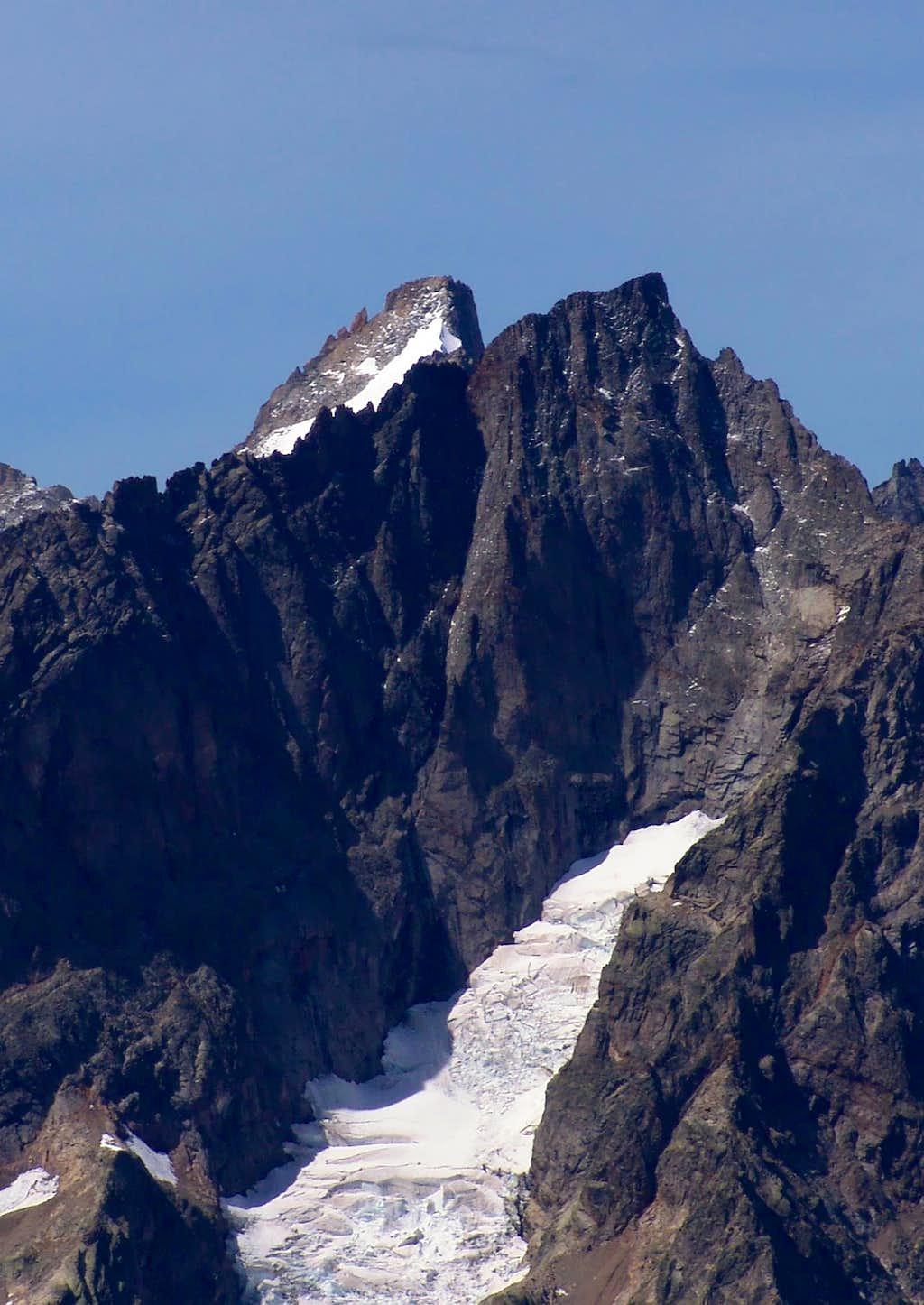 Greuvetta Glacier