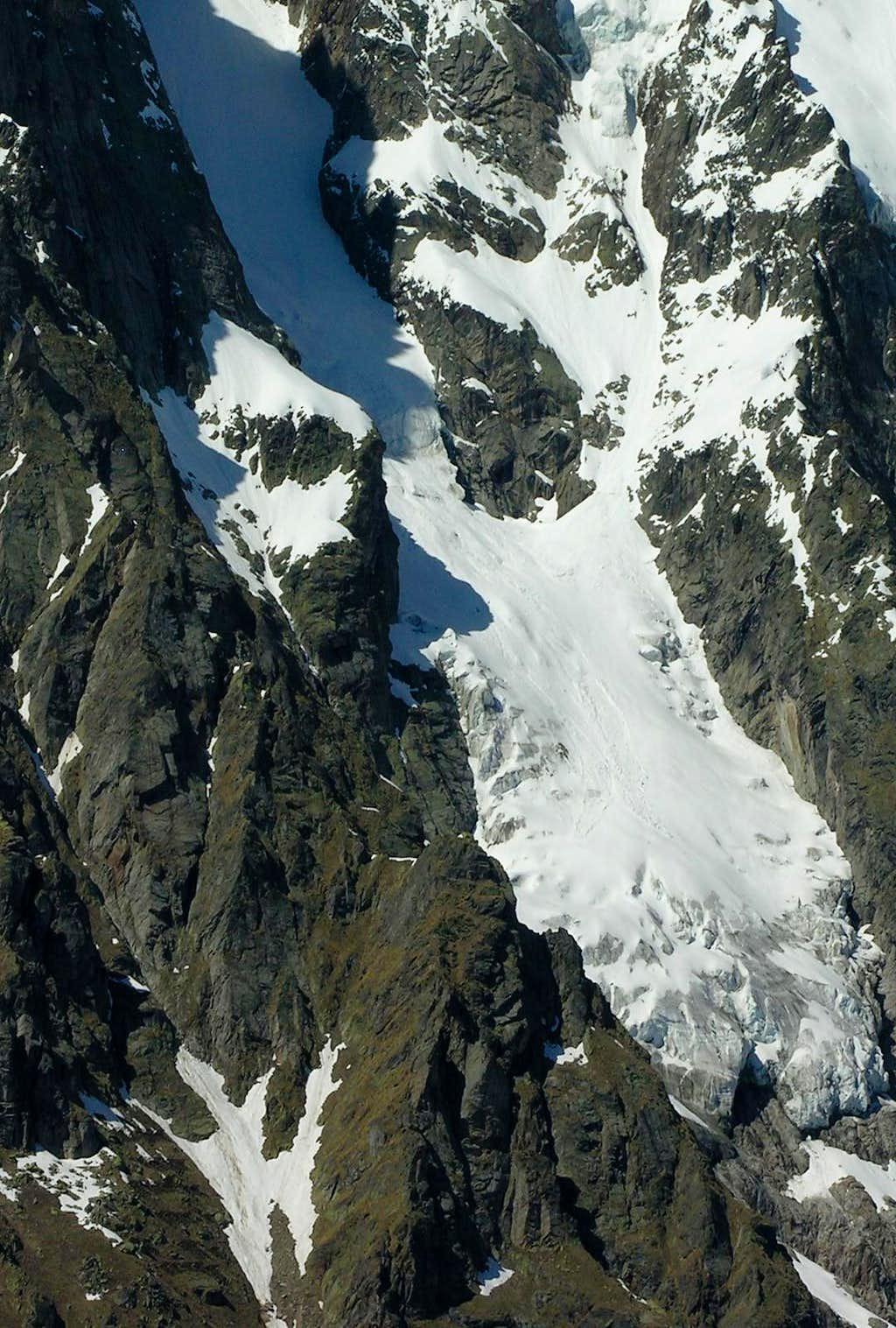 Pra Sec Glacier