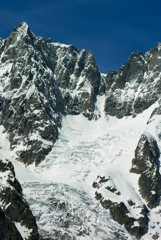 Planpincieux Glacier