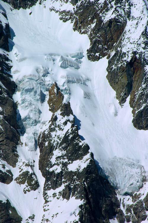Tonchey Glacier