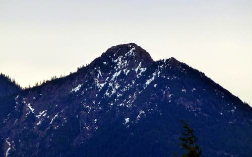 Big Deer Peak from Frailey Mountain